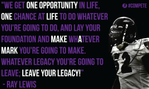 Ray Lewis Quotes About Leadership: Ray Lewis Quotes, Ray Lewis And Your Life On Pinterest