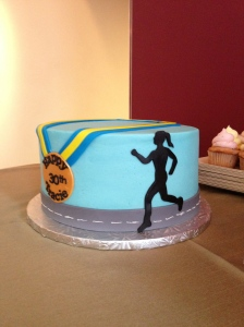 Thanks Emily for the cake!!