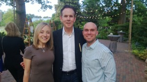 Mario and me with Thomas Keller